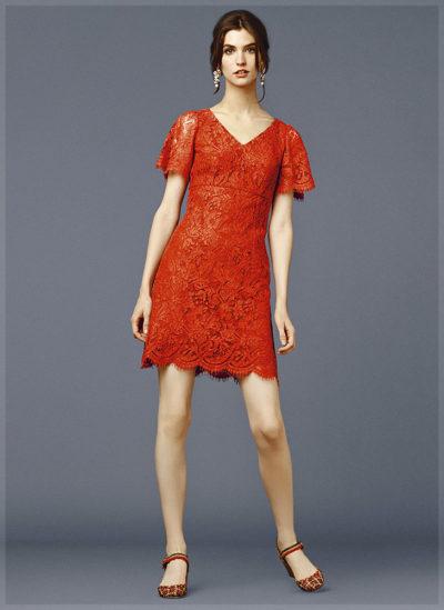 Приталенное платьеDolce and Gabbana