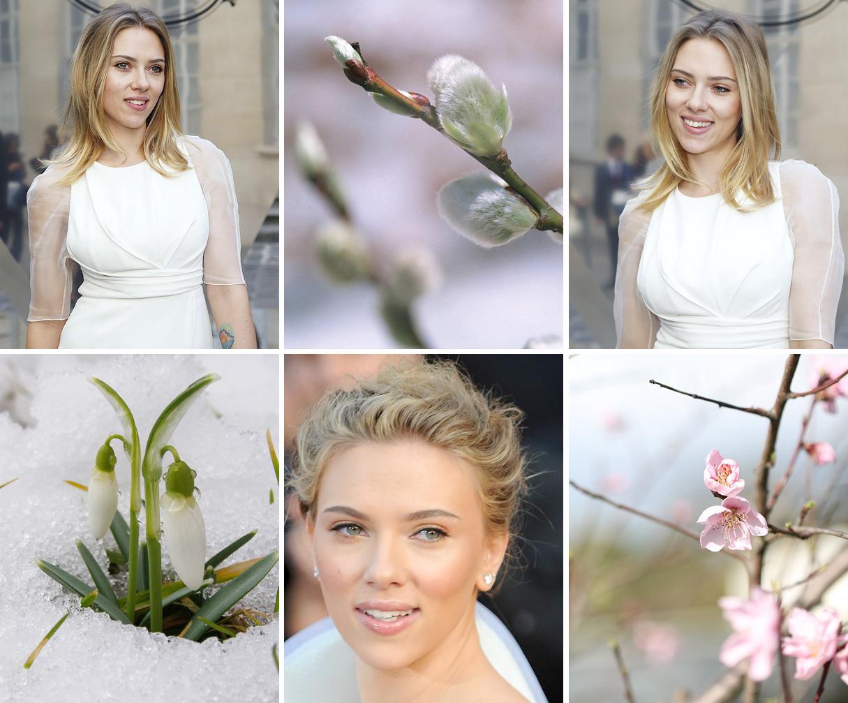 Цветотип весна фото примеры звезд выбранного