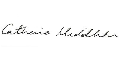 Подпись Кейт Миддлтон