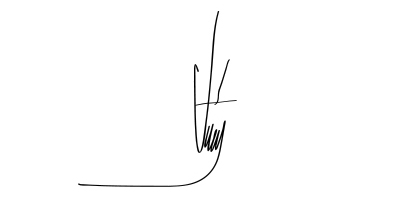 Подпись Уго Чавеса