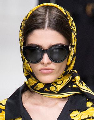 Платки, Versace
