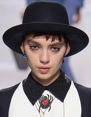 Шляпки, Christian Dior