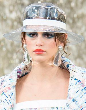 Шляпки, Chanel