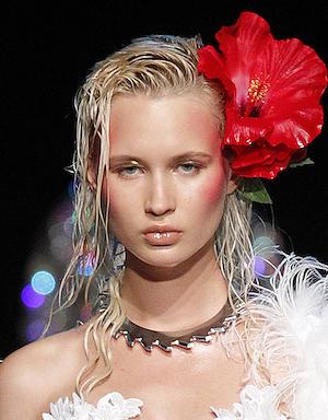 Крупные цветы, The Blonds