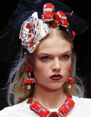 Необычные аксессуары, Dolce & Gabbana