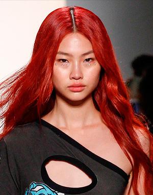 Рыжие волосы, Jeremy Scott