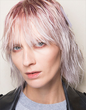Розовые волосы, Grinko