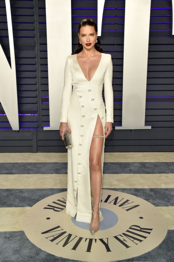 Adriana Lima From the Oscars After-Parties