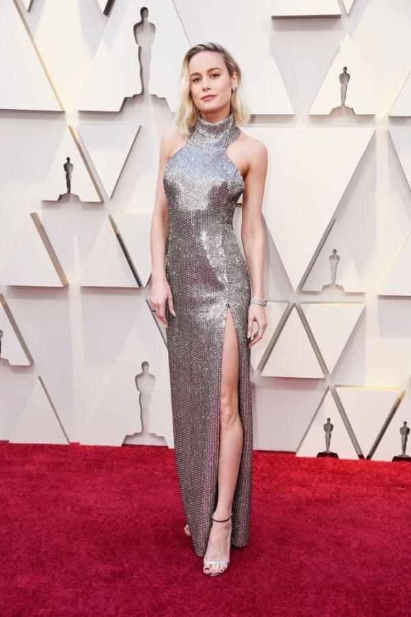 Brie Larson 2019 Oscars