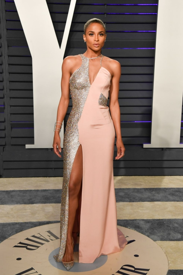 Ciara From the Oscars After-Parties