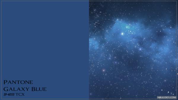 Galaxy Blue Галактический синий