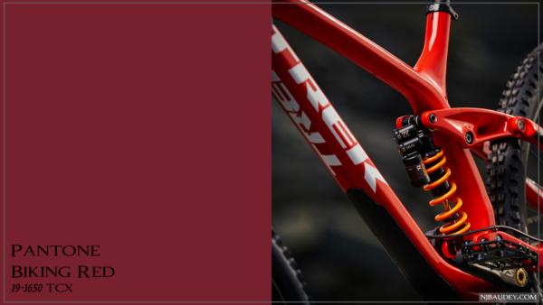Biking Red Велосипедный красный