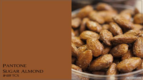 Sugar Almond Сахарный миндаль