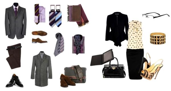 рекомендации по фасонам обуви, одежде и аксессуарам