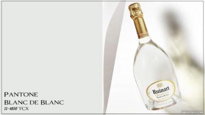 PANTONE 11-4800 Blanc de Blanc Блан де блан (белое из белого)