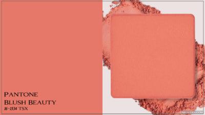PANTONE 16-1534 Blush Beauty Румяна (румяна красоты)