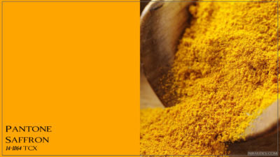 PANTONE 14-1064 Saffron Шафран