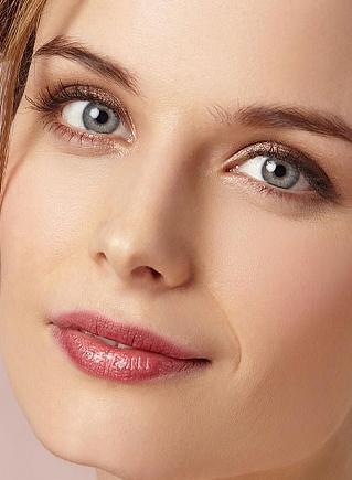 макияж мягкой осени